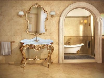 Mobile Bagno Patinato Oro ~ Ispirazione Interior Design & Idee Mobili